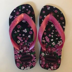 Havaianas flipflops for girls